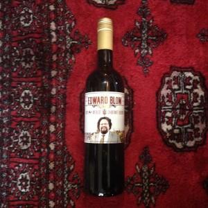 Vinflaska EBlomCabSauv lågupplöst